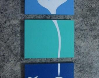 3 piece whale