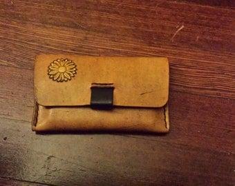Custom Leather Buisness Card Wallet