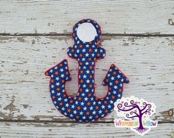 Anchor Stuffed Toy