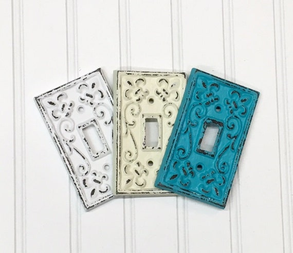 Decorative Wall Light Covers : Light switch cover nursery wall decor by