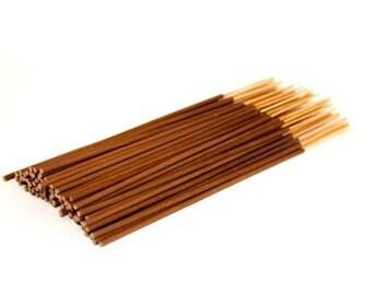 ARABIAN ATTAR Incense Sticks  (hand rolled, organic, natural incense)