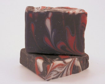 Woodsy Activated Charcoal Soap