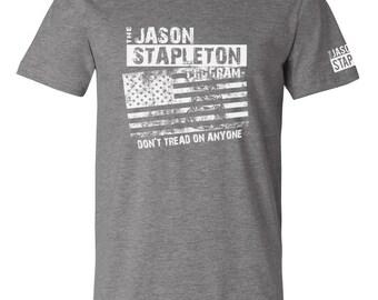 Deep Heather - Mens Jason Stapleton Program Shirt 1