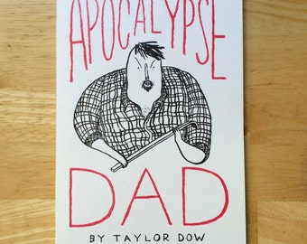 Apocalypse Dad - 44-Page Comic