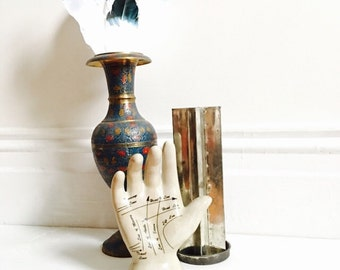 Palmistry Ceramic Hand // Jewelry Display