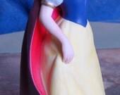 Disney Beautiful Porcelain Snow White Figurine