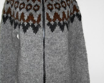 Wool Hooded Sweater