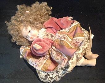 Little china doll