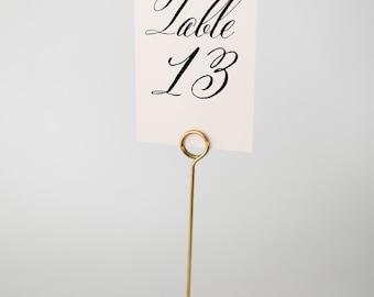 hazel table numbers  //  traditional classic black & white calligraphy romantic elegant