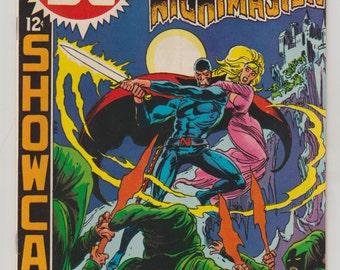 Showcase (presents Nightmaster); Vol 1, 82, Silver Age Comic Book.  VF+. May 1969.  DC Comics