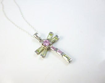 Dragonfly Necklace, Sterling Silver Dragonfly Pendant,  Dragon fly Charm,