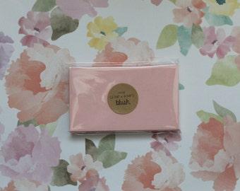 mini blush envelopes [10]
