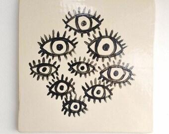 Eye Spy Trivet