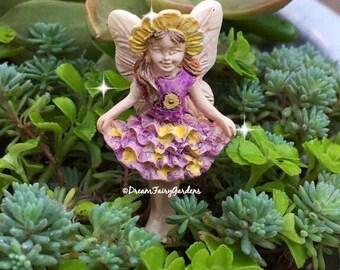 Fairy Garden, Micro Mini Fairy, Tiny Fairy, Mini Fairy, Miniature Garden,