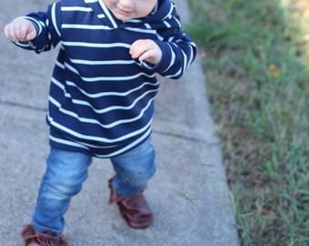 Baby Hoodie, Striped hoodie, Baby sweatshirt, Insanely Soft