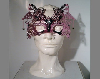 The Faerie Queene Masquerade Mask