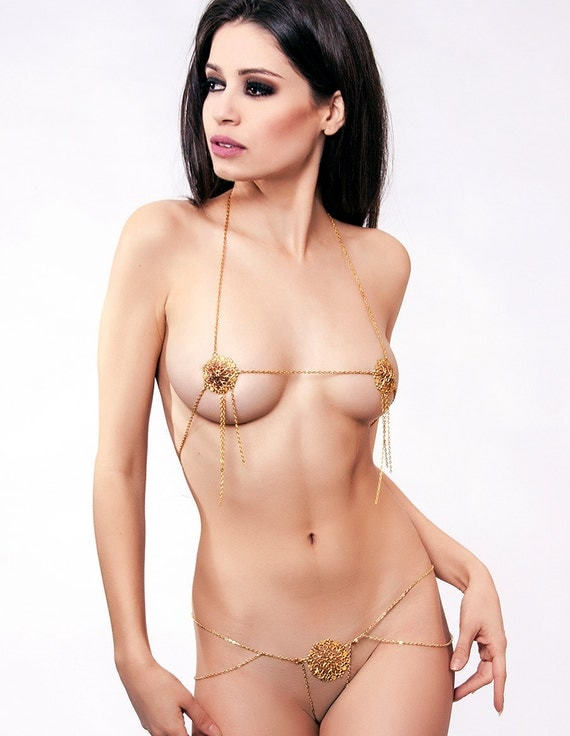Sexy Pussy Jewellary For Women 91