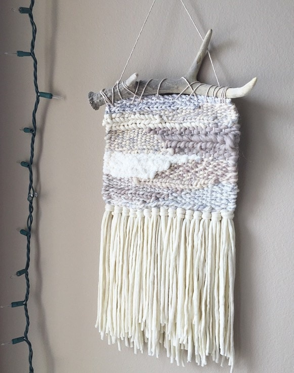 Wall Hangings Etsy weaving woven wall hanging woven wall art wall weaving