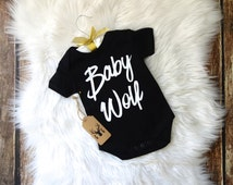 Popular items for baby wolf on Etsy