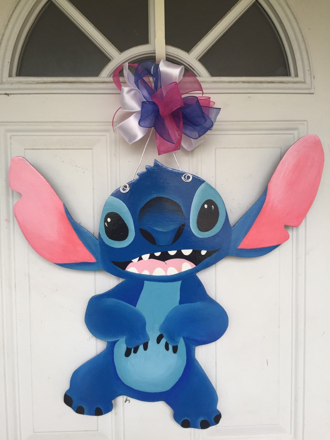 Disney S Stitch Disney Wall Decor Disney Wall Decals