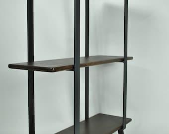 Tri-  level Shelf- bookshelf