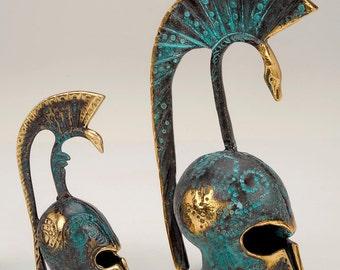 Bronze Ancient Helmet