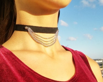 Heather's Choker Belt
