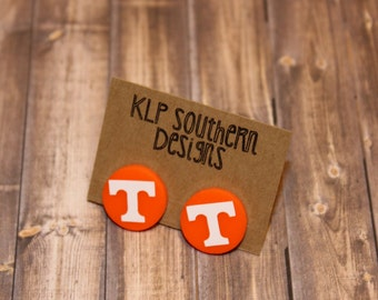 Tennessee Earring / SEC / Tennessee / UT / Vols / Volunteers