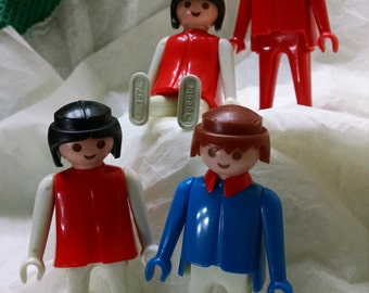 Playmobile People Lot of 4