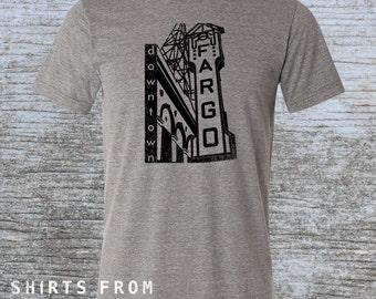 Downtown Fargo Triblend T-Shirt