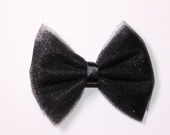 More Colors! Sparkle Tulle Bow
