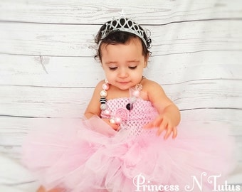 Easter Tutu, Baby Tutu, Full tutu,Pink tutu, FLUFFY,  baby tutu, tutu, photo prop, pink tutu, toddler tutu, girls tutu, Baby easter outfit