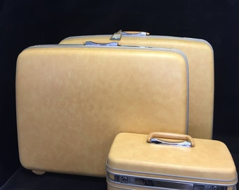 Vintage Samsonite Luggage 3 pc Set