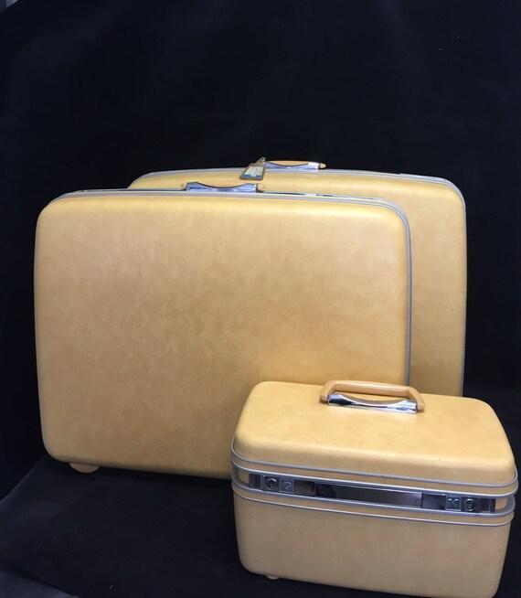 Vintage Samsonite Luggage 3 pc Set