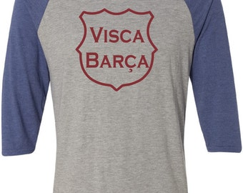 Visca Barca FCB T-Shirt