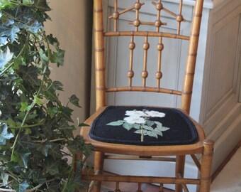 Vintage Miniature Parlor Chair # 121206