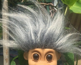 Vintage Troll Doll Aged to Perfection