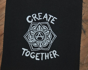 Create (A) Together Patch