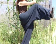 Thai pants, drop crotch pants, Wrap pants, Samurai pants, Fisherman pants, Sweatpants, Harem Pants, Maxi Pants, Comfy pants, Wide leg pants