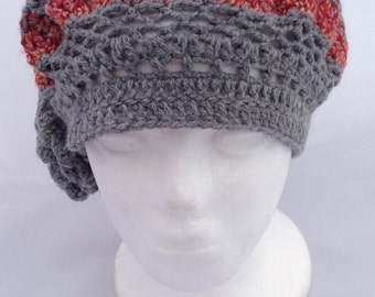 Girls flapper hat. Age 6 to 12