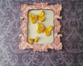 Handmade butterfly card for any occassion