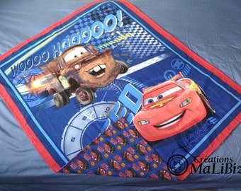 Child coverage - car (Lightning McQueen)