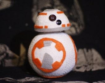 BB-8 Sock Plush