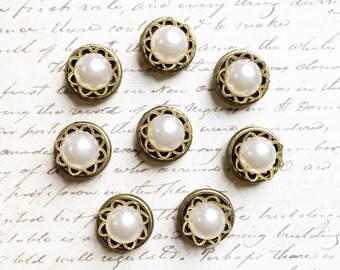 Punaise Decorative Blanc
