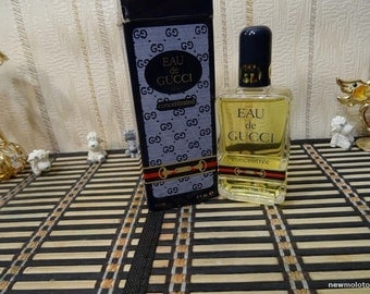 Eau de GUCCI concentrated 60ml VINTAGE Rare