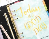 2016 Daily Planner Printable A5