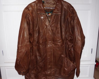 Jacket vintage size 42 leather