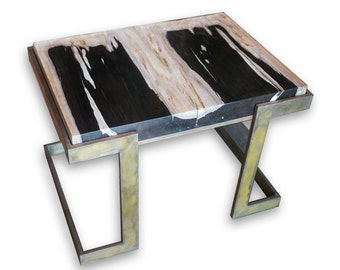 Petrified Wood Table PF-1070