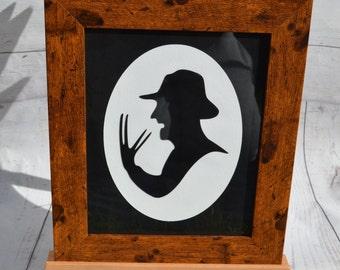 Freddy Krueger Silhouette Picture