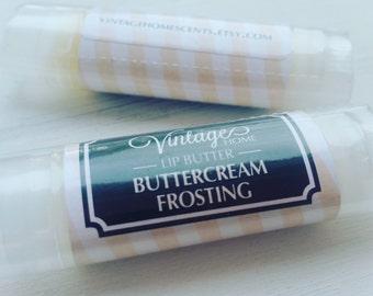Buttercream Lip Butter